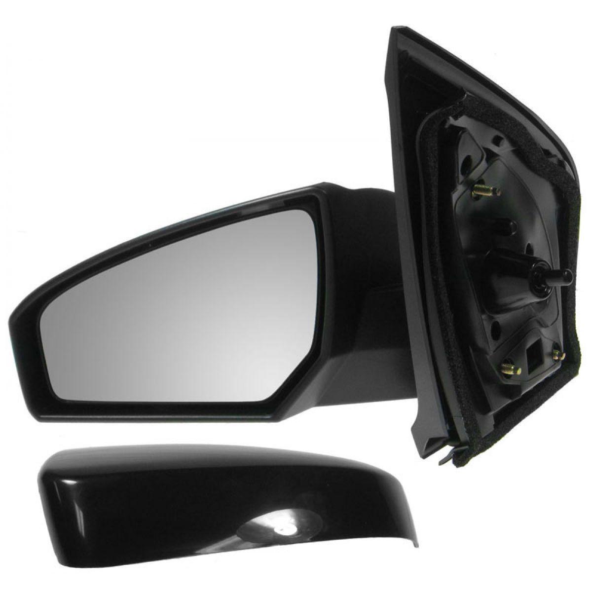 USミラー 永久保証付き07-12日産セントラの新しいマニュアルドライバサイドミラー New Manual Drivers Side Mirror for a 07-12 Nissan Sentra With Lifetime Warranty