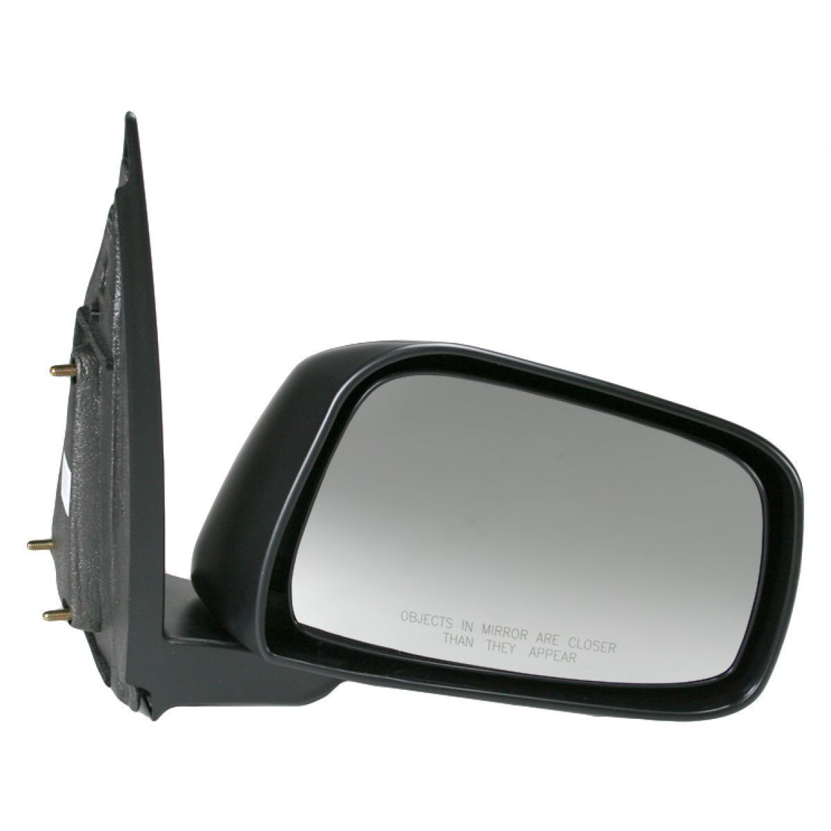 USミラー 05-13 Nissan Xterra Frontierの新しいマニュアルサイドビューミラー乗客右RH New Manual Side View Mirror Passenger Right RH for 05-13 Nissan Xterra Frontier