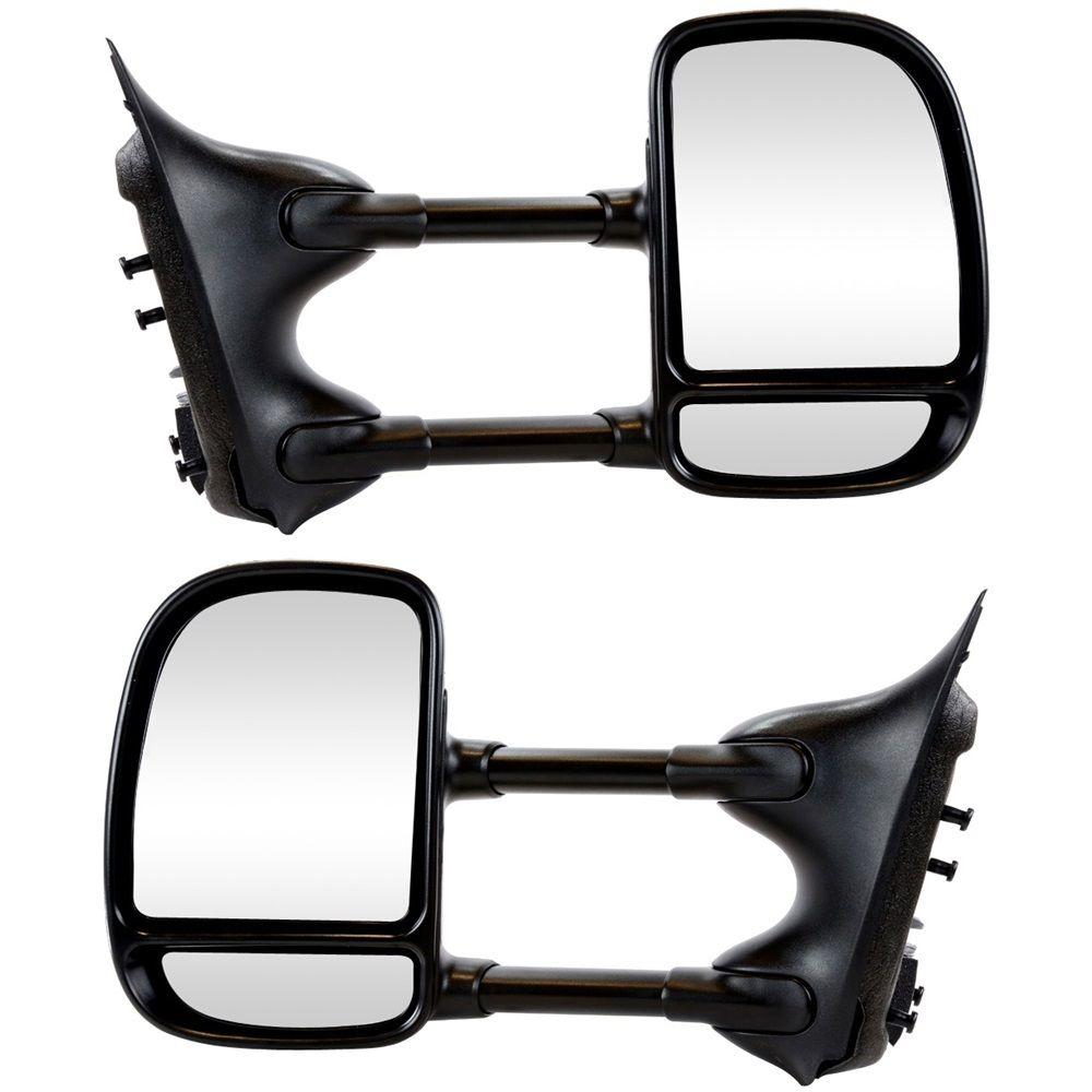 ☆送料無料☆USパーツ 海外メーカー輸入品 有名な USミラー 初売り 新しいパワー加熱伸縮式牽引サイドビューミラーペア生涯保証付き New Power Heated Telescopic View PairWith Side Towing Lifetime Mirrors Warranty