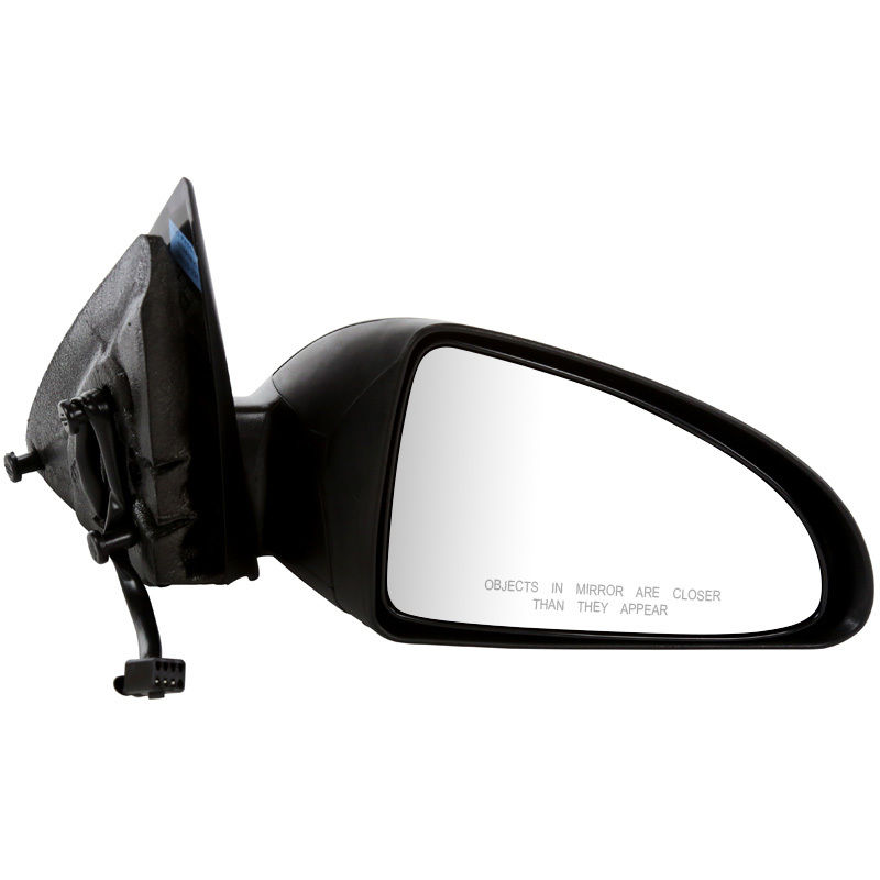 USミラー 04-07シボレーマリブのためのパワーの乗客右RHの側面の鏡とテクスチャ Textured with Power Passenger Right RH Side View Mirror for a 04-07 Chevy Malibu