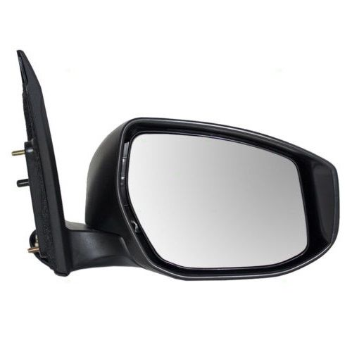 USミラー 永久保証付き2013年日産セントラの新パワーパッセンジャーサイドミラー New Power Passenger Side Mirror for a 2013 Nissan Sentra With Lifetime Warranty
