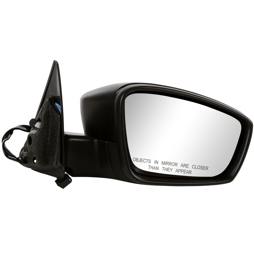 USミラー 2013年フォルクスワーゲンビートル用の新しい右乗員側パワー加熱サイドミラー New Right Passenger Side Power Heated Side Mirror for a 2013 Volkswagen Beetle