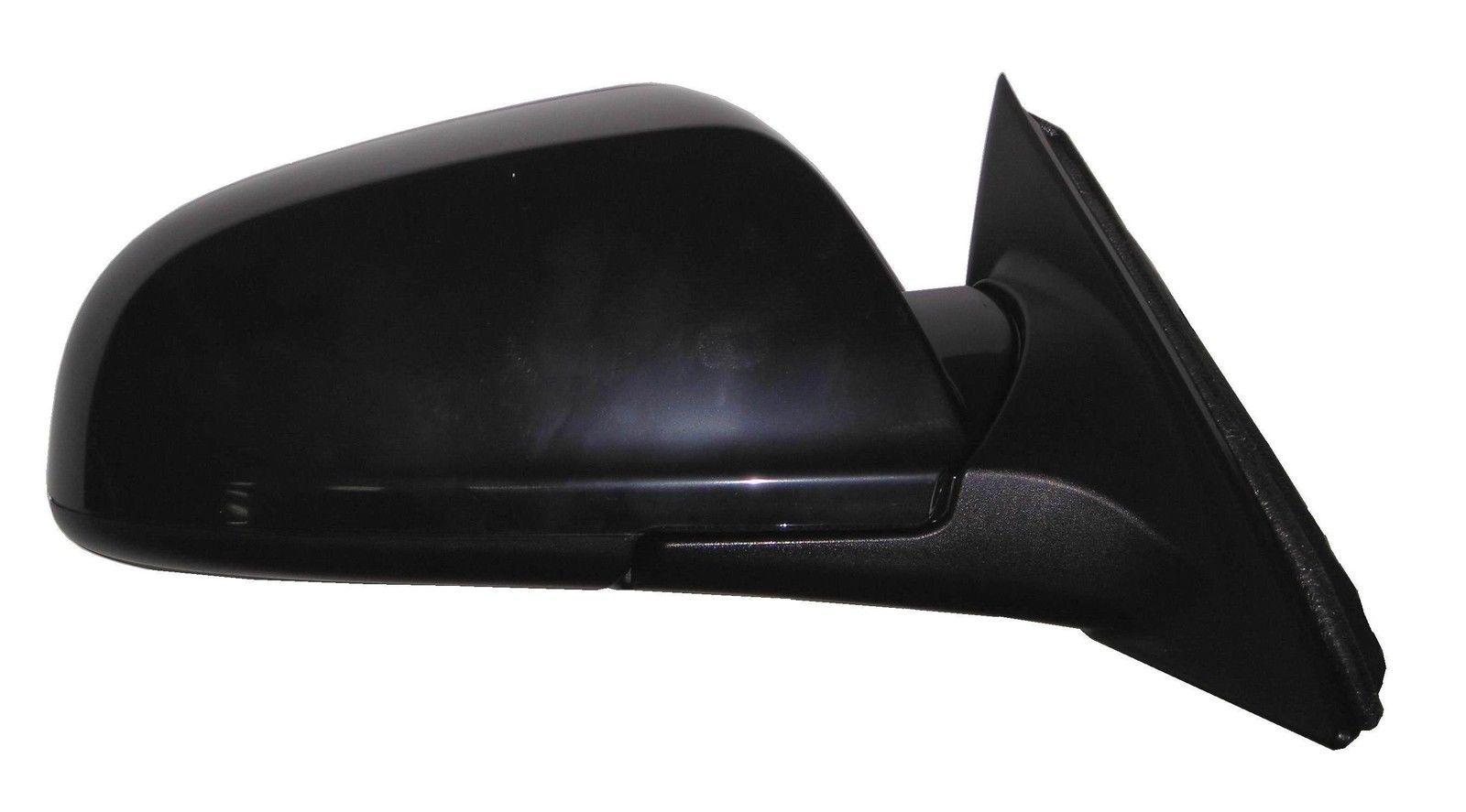 USミラー マリブやオーラにフィットする新しいパワー・パッセンジャー・サイド・ビュー・ミラーの右側 New Power Passenger Side View Mirror Right Side fits a Malibu or Aura