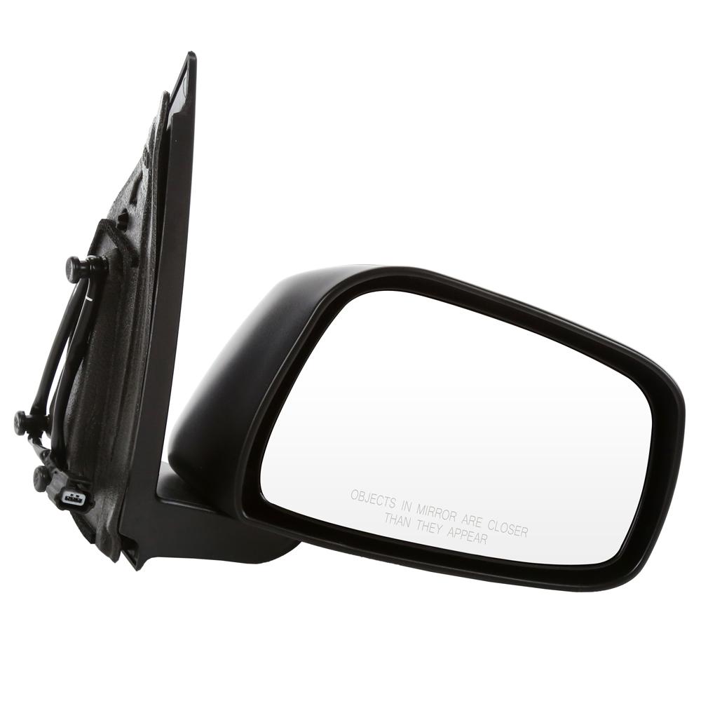 USミラー 日産フロンティアパスファインダーXterra用新パワー・パッセンジャーサイドミラー New Power Passenger Side View Mirror for a Nissan Frontier Pathfinder Xterra