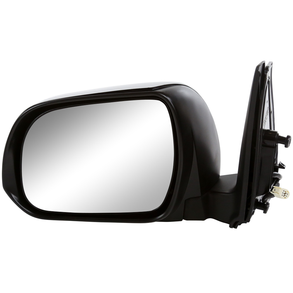 USミラー 新しいパワーヒートドライドサイドミラー、10-13 4Runner用、寿命保証付き New Power Heated Drivers Side Mirror for a 10-13 4Runner With Lifetime Warranty
