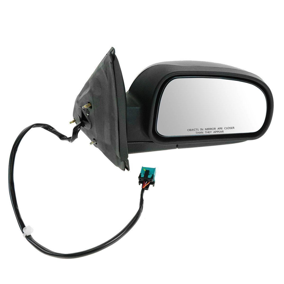 USミラー 右パワー暖房サイドビューミラーエンボイBravadaトレイルブレイザーライナートラック Right Power Heated Side View Mirror For Envoy Bravada Trailblazer Rainer Truck