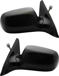 USミラー ペア(2)パワーヒートサイドビュードアミラー Pair (2) Power Heated Side View Door Mirrors