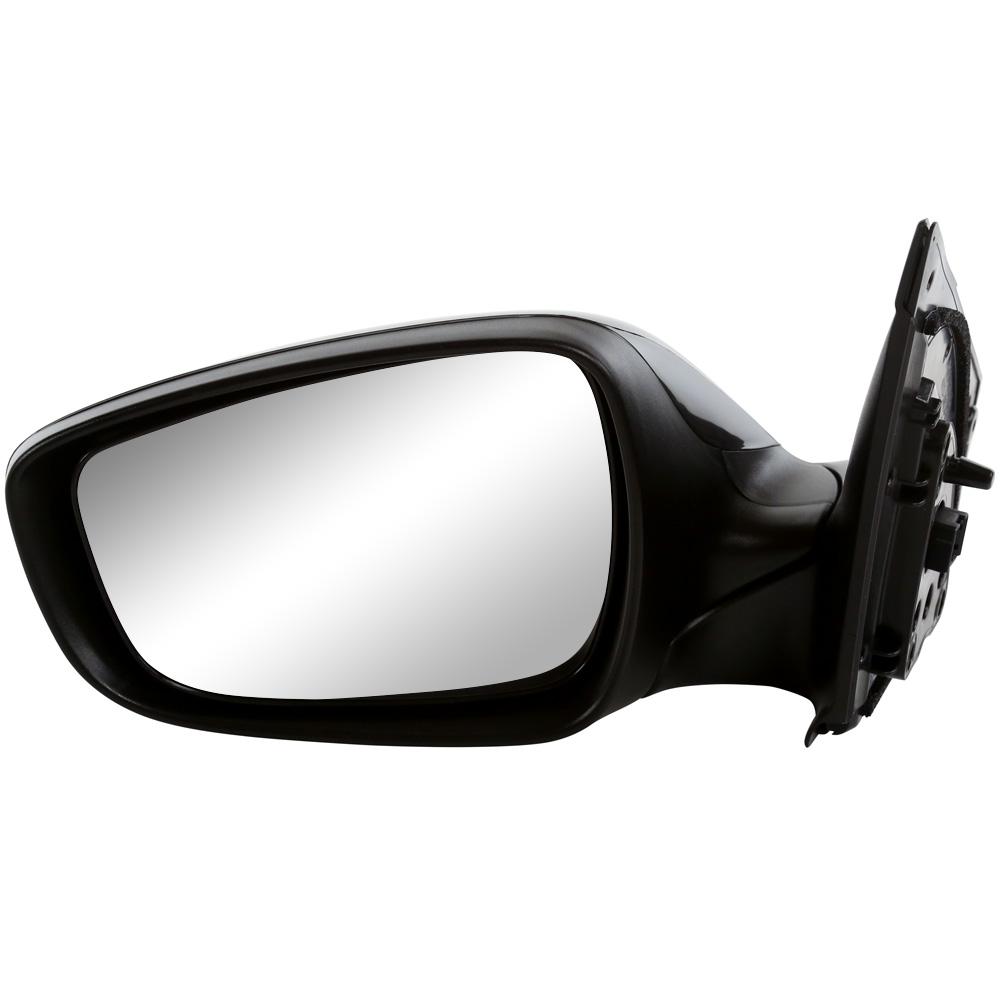 USミラー 新パワー非加熱ドライバーの側面図LHドアミラー、寿命保証付き New Power Non Heated Driver Side View Left LH Door Mirror With Lifetime Warranty