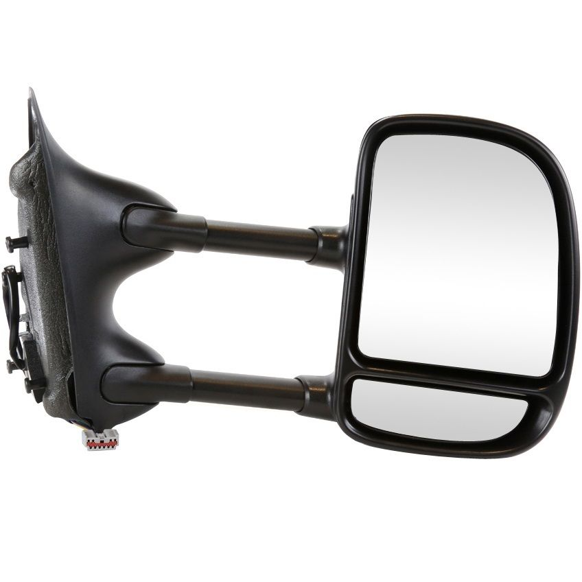USミラー 新しいパワートーイングパッセンジャーミラーフォードスーパーデューティライフタイム保証付き New Power Towing Passenger Mirror for a Ford Super Duty With Lifetime Warranty