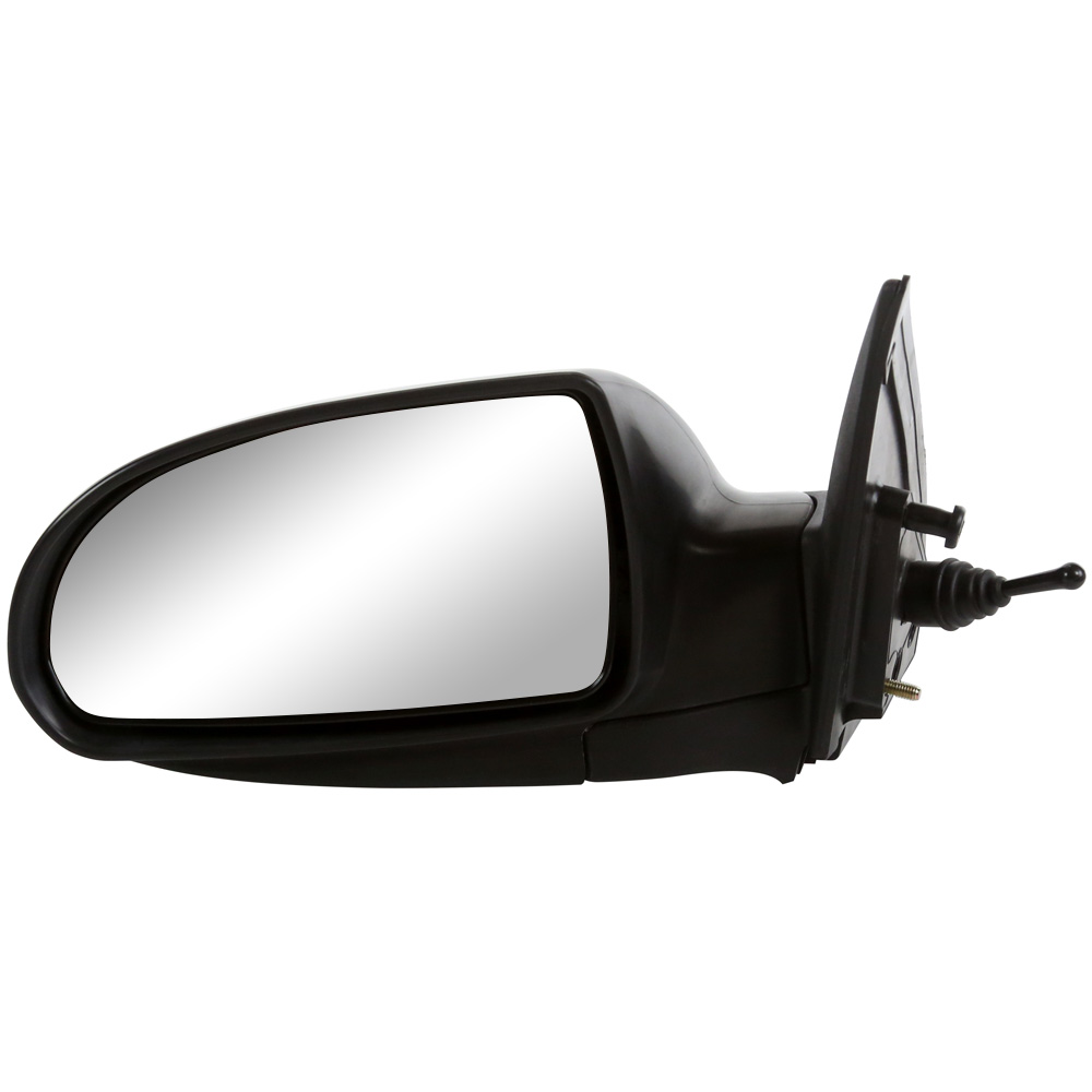 USミラー 新しい手動ドライバサイドビュードアミラー New Manual Drivers Side View Door Mirror