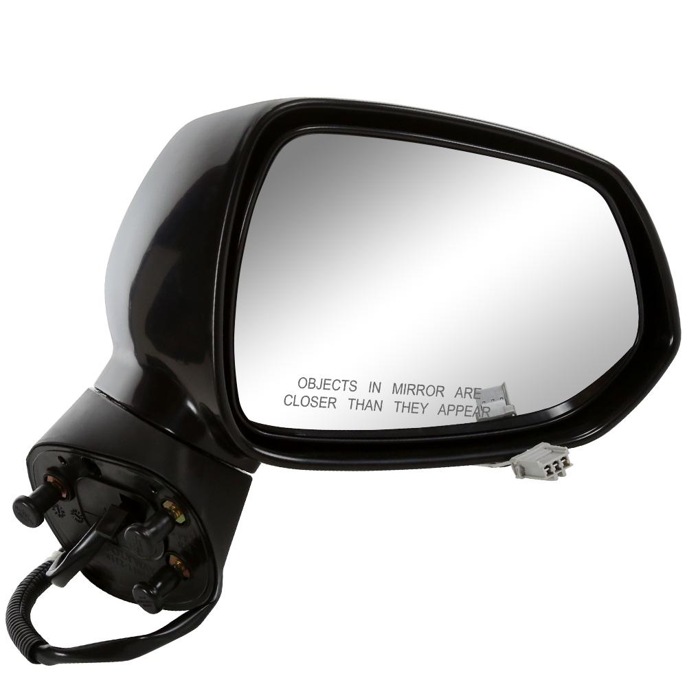 USミラー 新パワー非加熱乗客サイドビュードアミラー New Power Non Heated Passengers Side View Door Mirror