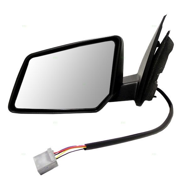 USミラー 新パワーヒートドライドサイドミラー New Power Heated Drivers Side Mirror for a Saturn Outlook With Lifetime Warranty