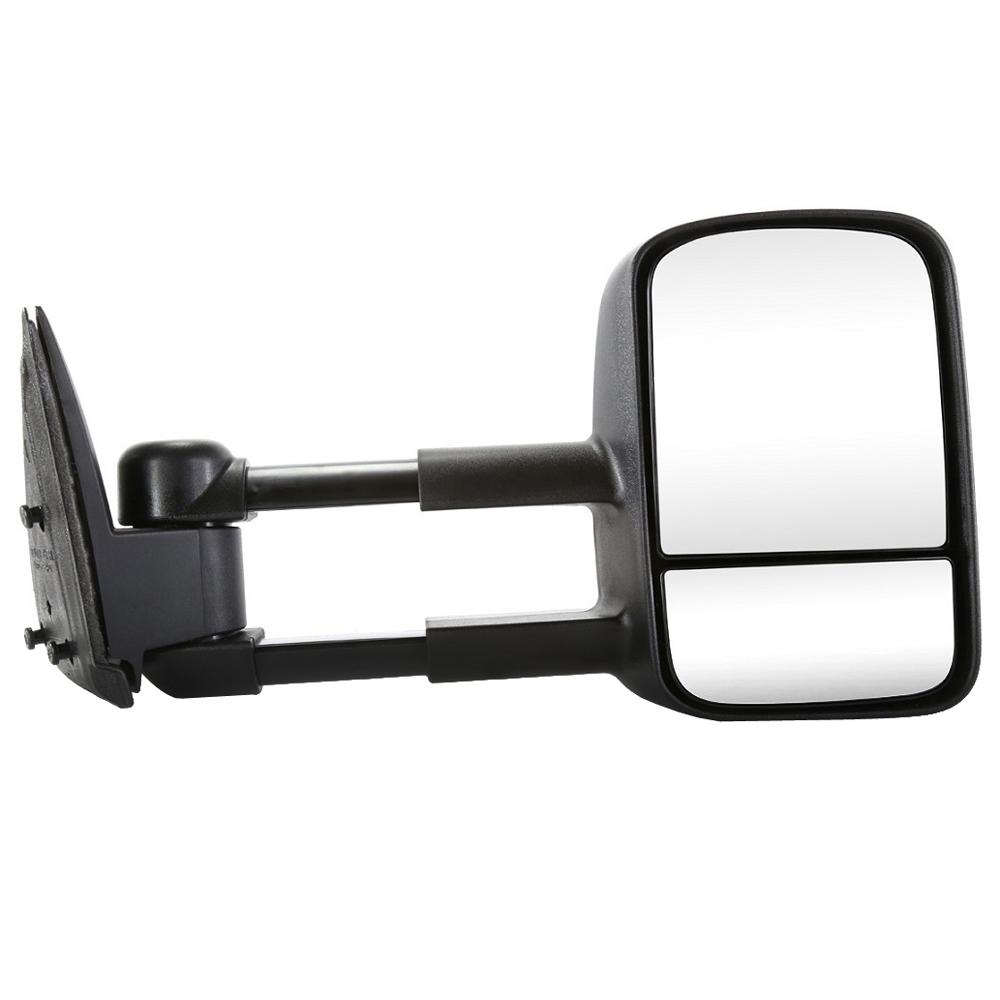 USミラー GMCトラックW /ライフタイム保証のための新しいマニュアル牽引旅客用ミラー New Manual Towing Passenger Mirror For a GMC truck W/ Lifetime Warranty