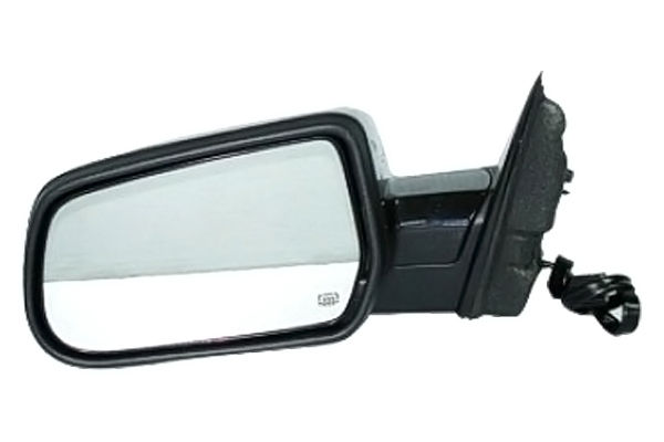 USミラー 新パワーヒートドライドサイドビュードアミラーLH、寿命保証付き New Power Heated Driver Side View Door Mirror Left LH With Lifetime Warranty