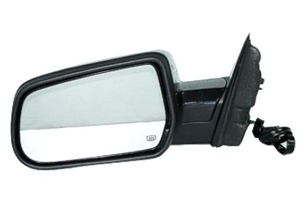 USミラー 新パワーヒートドライドサイドビュードアミラーLH、寿命保証付き New Power Heated Driver Side View Door Mirror Left LH With Lifetime Warranty