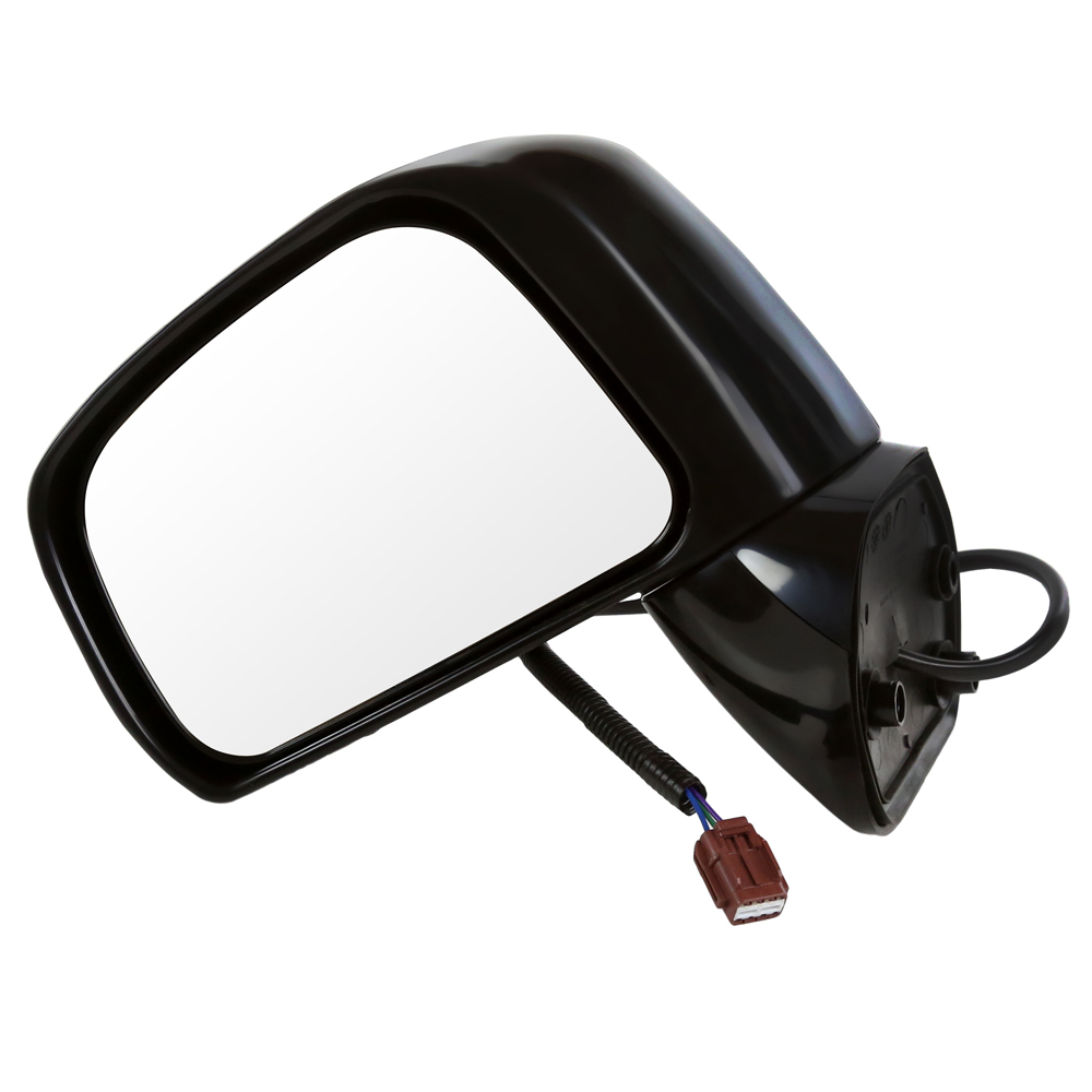 USミラー 電気パワー・フォーリング・ドライバーサイド・ビューミラー・レフト・ドア ELECTRIC POWER FOLDING DRIVER SIDE VIEW MIRROR LEFT DOOR WITH LIFETIME WARRANTY