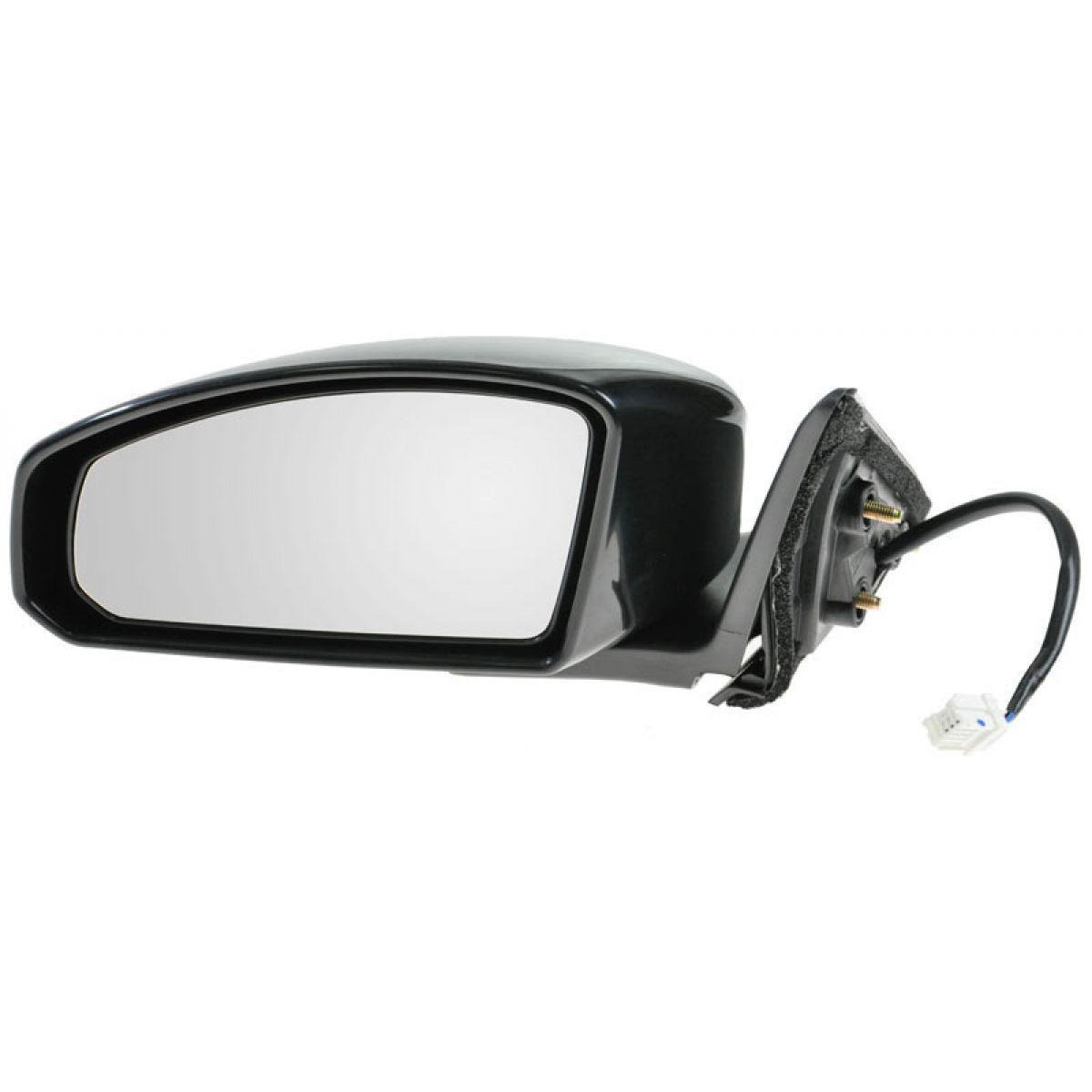 USミラー 新しいパワーサイドビューのドアミラードライバーは、03-07インフィニティG35クーペの左LH New Power Side View Door Mirror Driver Left LH for 03-07 Infiniti G35 Coupe
