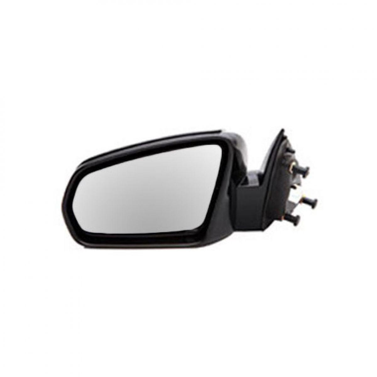 USミラー セブン - セブン7 - 10セブンのための新しい側面の見なさい鏡の力の固定された黒い運転者左のLH New Side View Mirror Power Fixed Black Driver Left LH for 07-10 Sebring Sedan