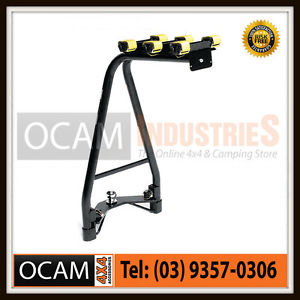 USワイドフェンダー Pacific A-Frame 3バイクラック、ブーメランベースキット Pacific A-Frame 3 Bike Rack With Bommerange Base Kit