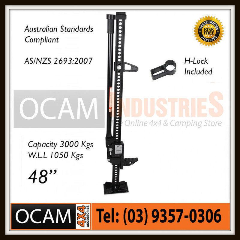USワイドフェンダー OCAMハイリフトジャックファーム48