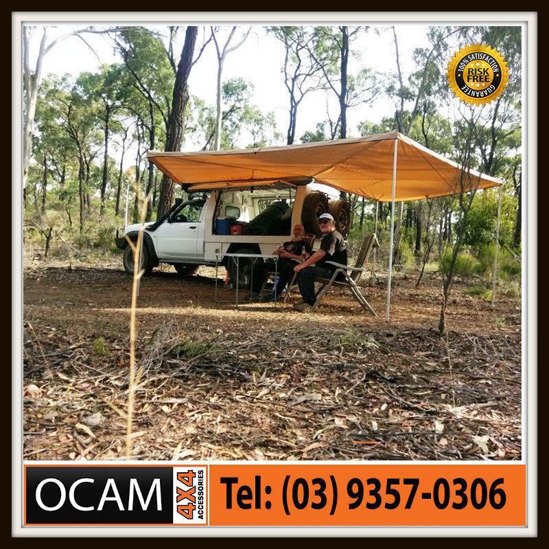 USワイドフェンダー OCAM Wing Camping Awning Round 3m x 3m 280gクロスコットン糸4x4キャンプ OCAM Wing Camping Awning Round 3m x 3m 280g Cross Cotton Thread 4x4 Camping