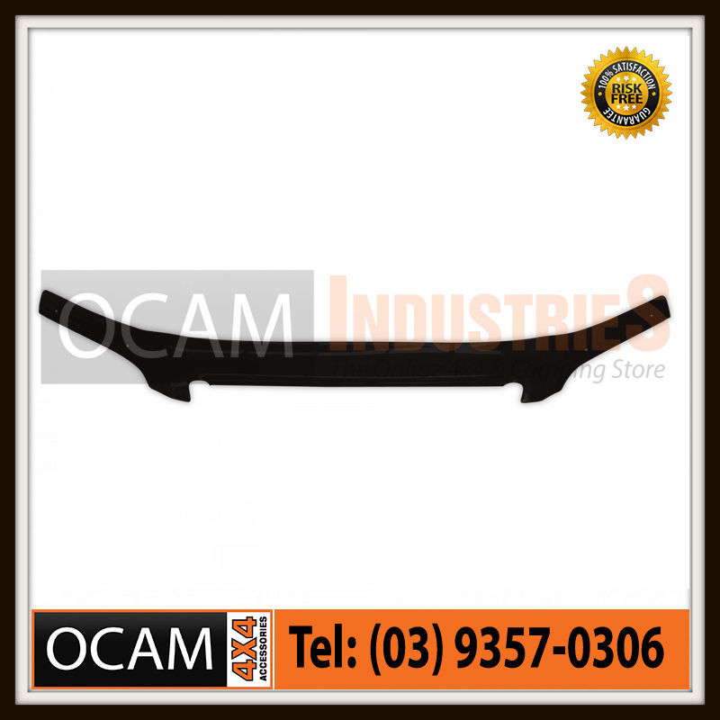 USワイドフェンダー ホールデンVE Commodore Tinted Guard用OCAMボンネットプロテクター OCAM Bonnet Protector For Holden VE Commodore Tinted Guard