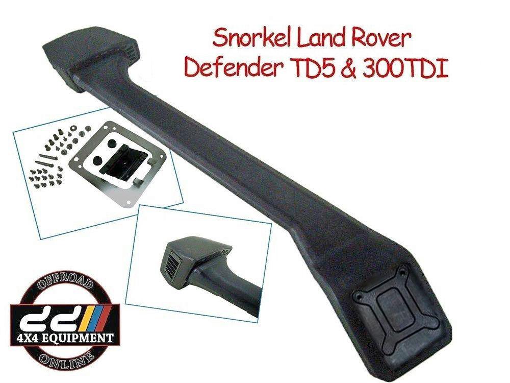 USエア インテーク シュノーケル スノーケルキット適合ランドローバーディフェンダーTD5 300TDiプーマRHSエアインテーク4WD Snorkel Kit Fits Land Rover Defender TD5 300TDi Puma RHS Air-Intake 4WD