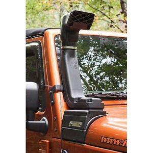 USエア インテーク シュノーケル 頑丈なリッジキットエアインテークシュノーケル新しいジープラングラー2012-2016 17756.21 Rugged Ridge Kit Air Intake Snorkel New Jeep Wrangler 2012-2016 17756.21