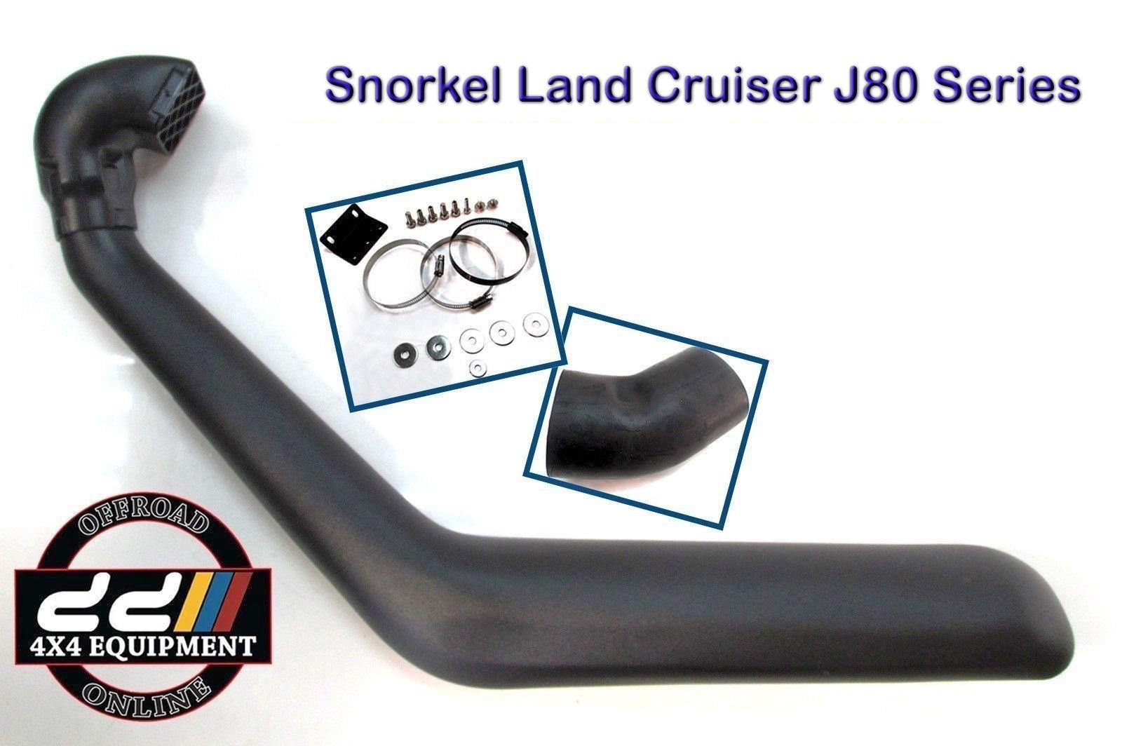 USエア インテーク シュノーケル エアインテーク4x4オフロードシュノーケルキット適合ランドクルーザーj80 fj80 hzj80 hdj80 Air intake 4x4 off road snorkel kit Fits Land Cruiser j80 fj80 hzj80 hdj80