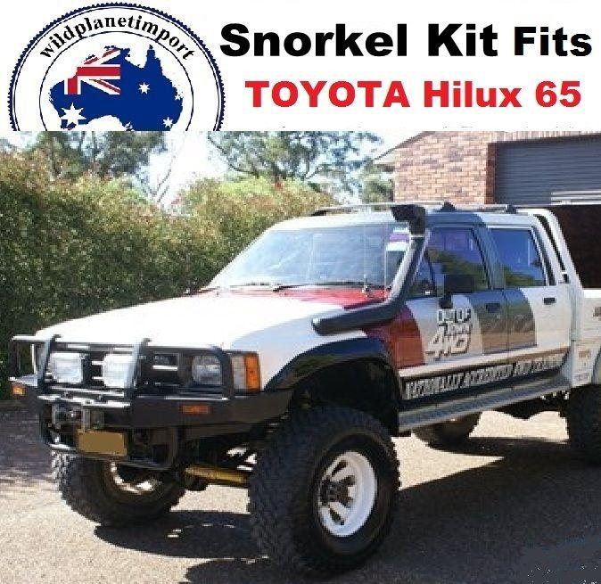 ☆送料無料☆USパーツ 海外メーカー輸入品 人気 おすすめ USエア インテーク シュノーケル スノーケルキットエアインテークはToyota Hilux 65シリーズに適合4Y 3Y 2Lエンジン4x4 4WD WEB限定 1983- Snorkel 65 Fits engine Toyota Intake series 4x4 4Y 2L Kit Air