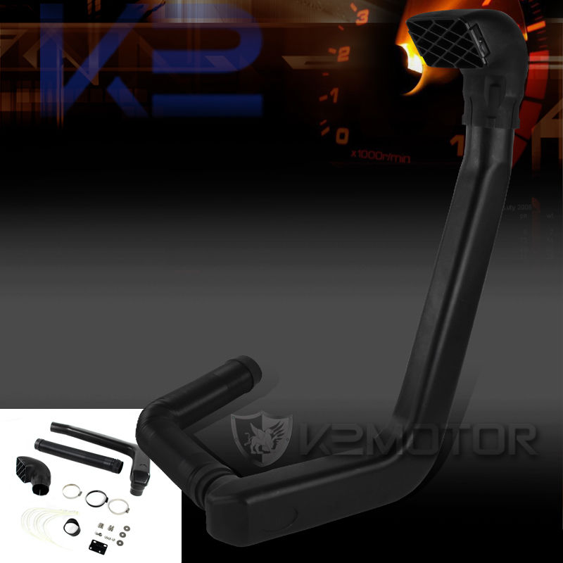 USエア インテーク シュノーケル トヨタ80-84ランドクルーザー40 42 45 47ブラックスノーケルエアインテークキット Toyota 80-84 Land Cruiser 40 42 45 47 Series Black Snorkel Air Intake Kit