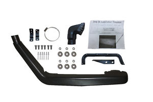 USエア インテーク シュノーケル AM001スノーケルエアラムインテークキットジープJKラングラーEGHV6 3.8L用 AM001 Snorkel Air Ram Intake Kit For Jeep JK Wrangler EGHV6 3.8L