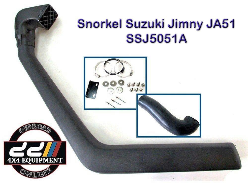 USエア インテーク シュノーケル Suzuki Jimny Sierra用エアインテークシュノーケルキットJA51 G13A G13B 84-97 SSJ5051A Air Intake Snorkel Kit For Suzuki Jimny Sierra JA51 G13A G13B 84-97 SSJ5051A