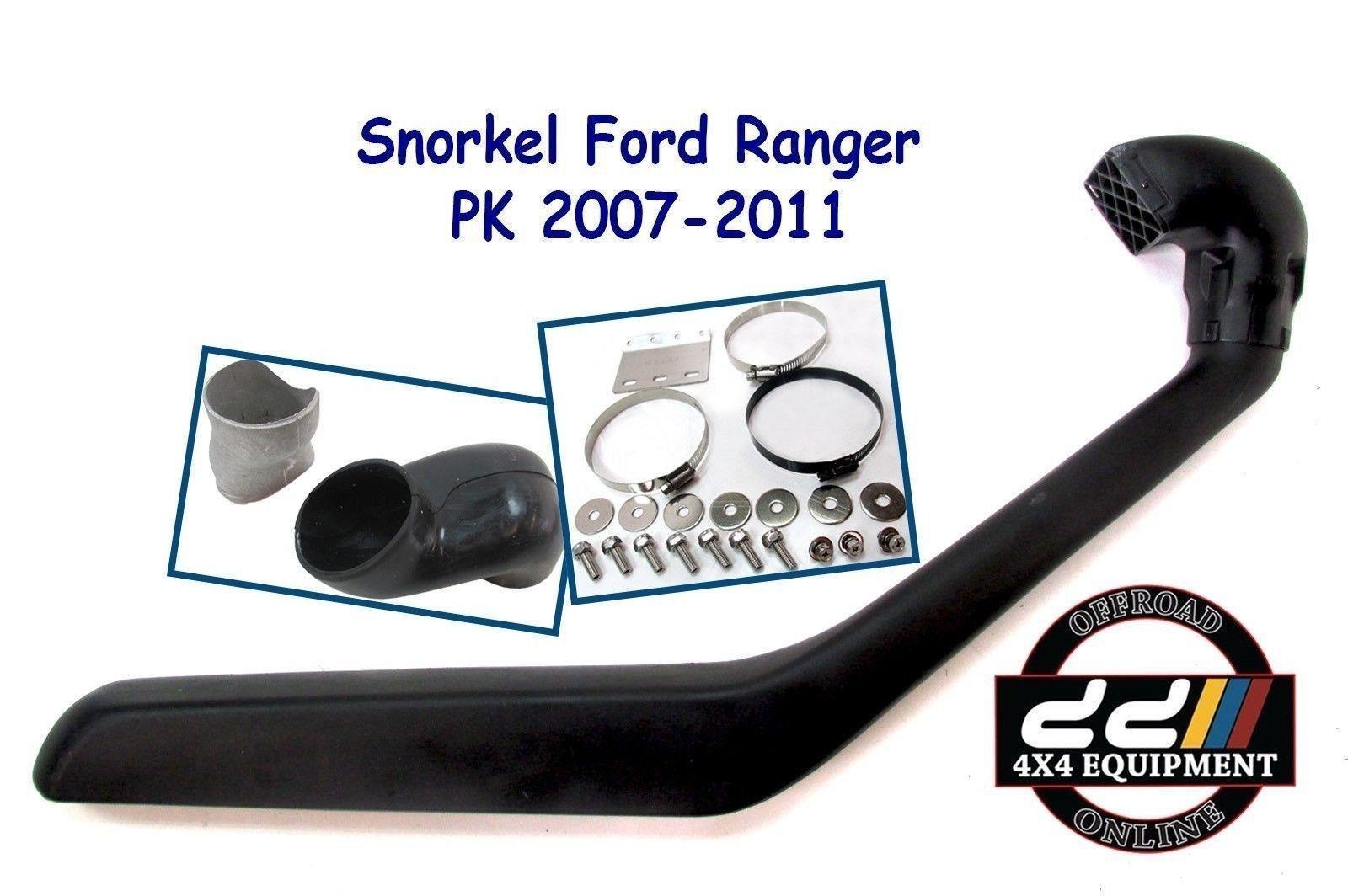 USエア インテーク シュノーケル フォードレンジャーPJ PKマツダBT50 3.0Lディーゼルエアラムスノーケルインテークキット07-11 For Ford Ranger PJ PK Mazda BT50 3.0L Diesel Air Ram Snorkel Intake Kit 07-11