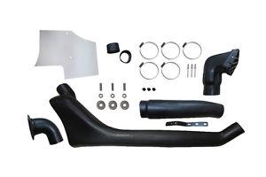 USエア インテーク シュノーケル 日産GUパトロール用MAKスノーケルエアーラムインテークシステムキット4.5L I6 SNY61A MAK Snorkel Air Ram Intake System Kit For Nissan GU Patrol 4.5L I6 SNY61A