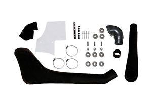 USエア インテーク シュノーケル HIGAスノーケルエアーラムインテークキット日産GUパトロール用ZD30DDT 3.0L I SNY61C HIGA Snorkel Air Ram Intake Kit For Nissan GU Patrol ZD30DDT 3.0L I SNY61C