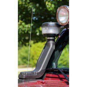 USエア インテーク シュノーケル 頑丈なリッジエアインテークシュノーケルキットNew Jeep Wrangler 2007-2016 17756.22 Rugged Ridge Air Intake Snorkel Kit New Jeep Wrangler 2007-2016 17756.22
