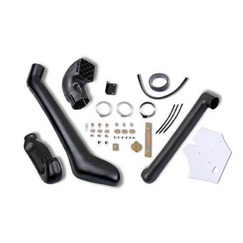 USエア インテーク シュノーケル MOTOエアラムスノーケルキット三菱パジェロ用インテークシステムNMシリーズチューブ00-06 MOTO Air Ram Snorkel kit Intake System For Mitsubish Pajero NM Series Tube 00-06