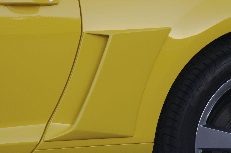 USワイドフェンダー キセノン12900ボディC-スクープキットは10-14カマロに適合 Xenon 12900 Body C-Scoop Kit Fits 10-14 Camaro