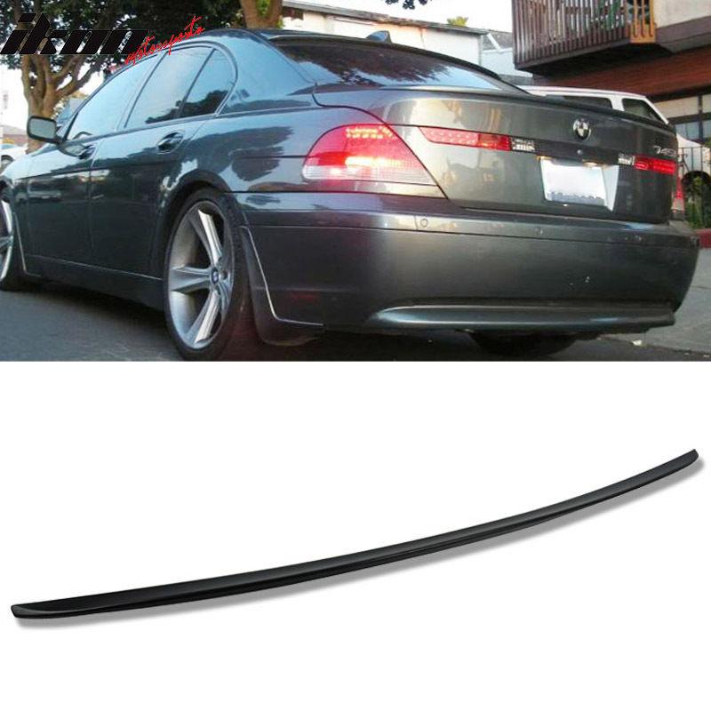 USスポイラー 02-08 BMW E65 7シリーズM3スタイル未塗装トランク・スポイラー - FRP 02-08 BMW E65 7-Series M3 Style Unpainted Trunk Spoiler - FRP