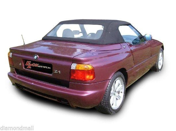 幌 BMW Z1コンバーチブルトップ、プラスチック窓1989 1990 1991 BMW Z1 Convertible Top With Plastic Window 1989 1990 1991