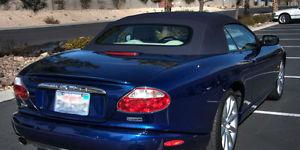 幌 ジャガーXK8コンバーチブルトップフードブラックステイファースト1997-2006 XK 8ソフトトップ Jaguar XK8 Convertible Top Hood Black Stayfast 1997-2006 XK 8 Soft Top