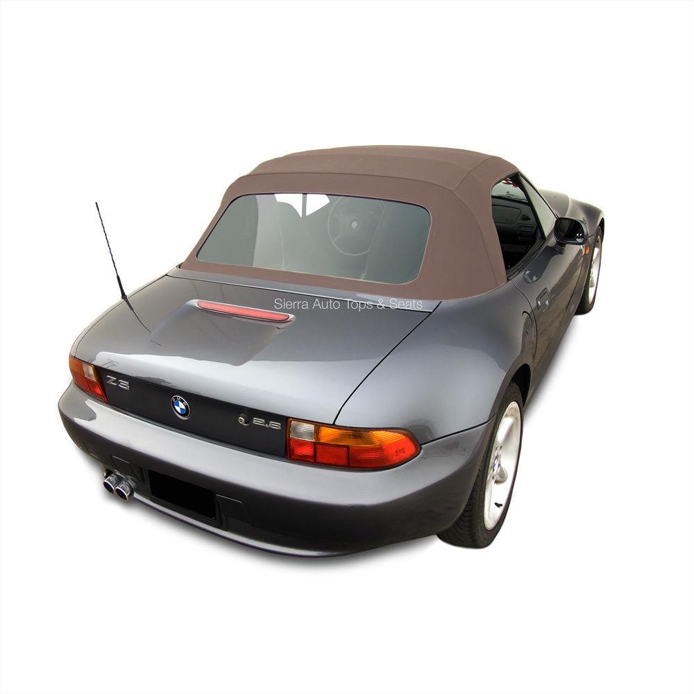 幌 BMW Z3コンバーチブルトップ(ベージュツイルファーストIIクロス、プラスチック窓付き) BMW Z3 Convertible Top in Beige Twillfast II Cloth with Plastic Window