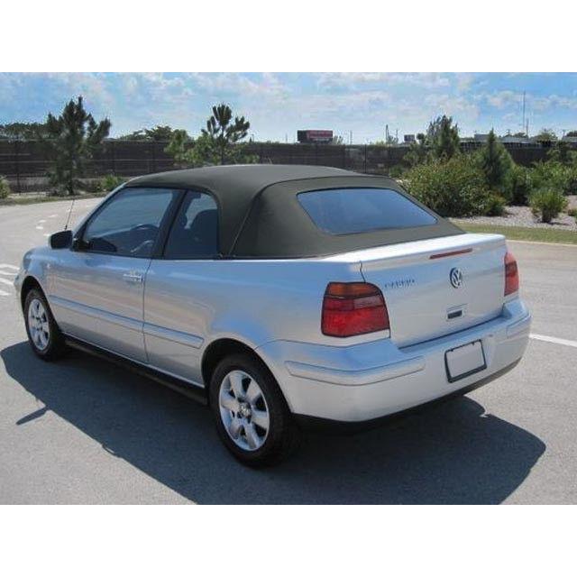 幌 フィット:VW Cabrio 2001-2002、Convertible Top、Blue Haartz Twillfast Fits: VW Cabrio 2001-2002 ,Convertible Top, Blue Haartz Twillfast