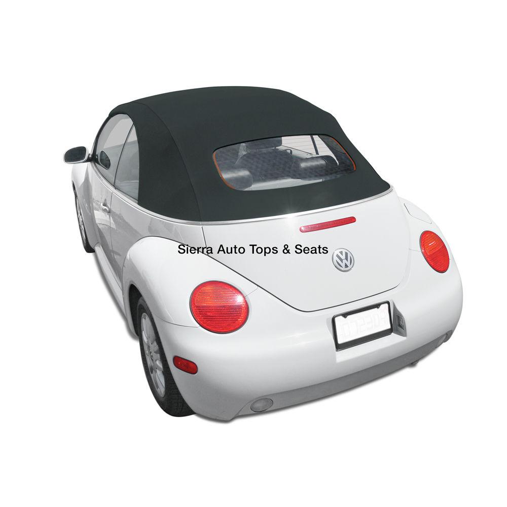 超特価SALE開催! 幌 VWビートル2003-10コンバーチブルトップ、玄武岩グレーツイルファーストRPC、ガラス窓 Top, Gray VW Beetle Beetle 2003-10 Convertible Top, Basalt Gray Twillfast RPC, Glass Window, アグイチョウ:a026571d --- kventurepartners.sakura.ne.jp