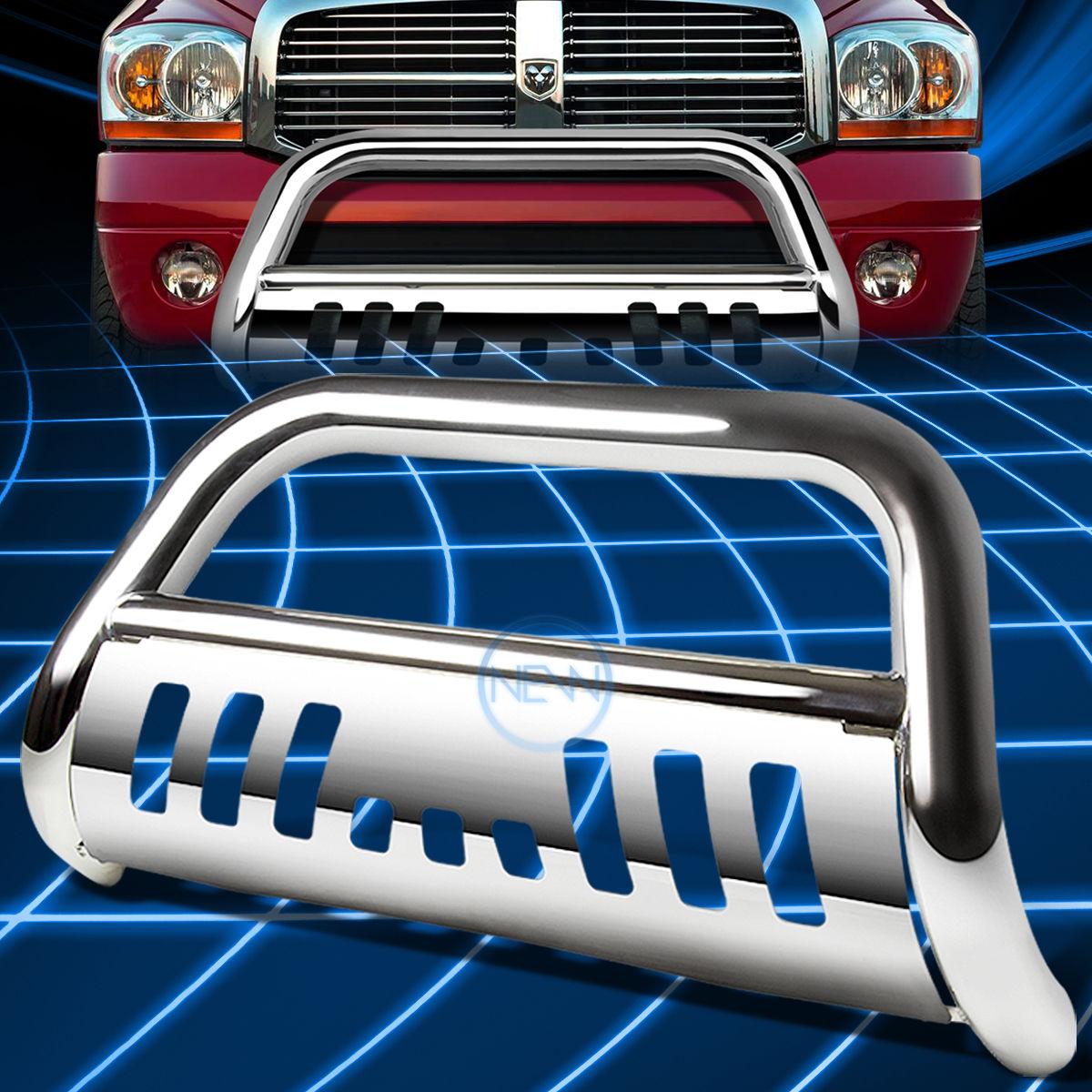 グリル クロムSSフロントバンパーブルバーグリルガード(1997?2004年)Dodge Dakota / Durango Chrome SS Front Bumper Bull Bar Grille Guard for 1997-2004 Dodge Dakota/Durango