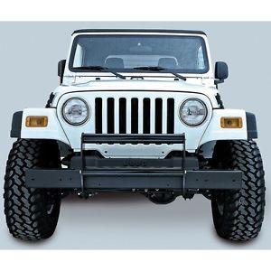 グリル グリルガードRugged Ridge 11511.02適合97-06 Jeep Wrangler Grille Guard Rugged Ridge 11511.02 fits 97-06 Jeep Wrangler