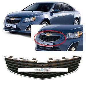 グリル 2013クルーズフロントBONNETローグリルガードOEM純正部品 2013 Cruze Front BONNET Low Grille Guard OEM Genuine Parts