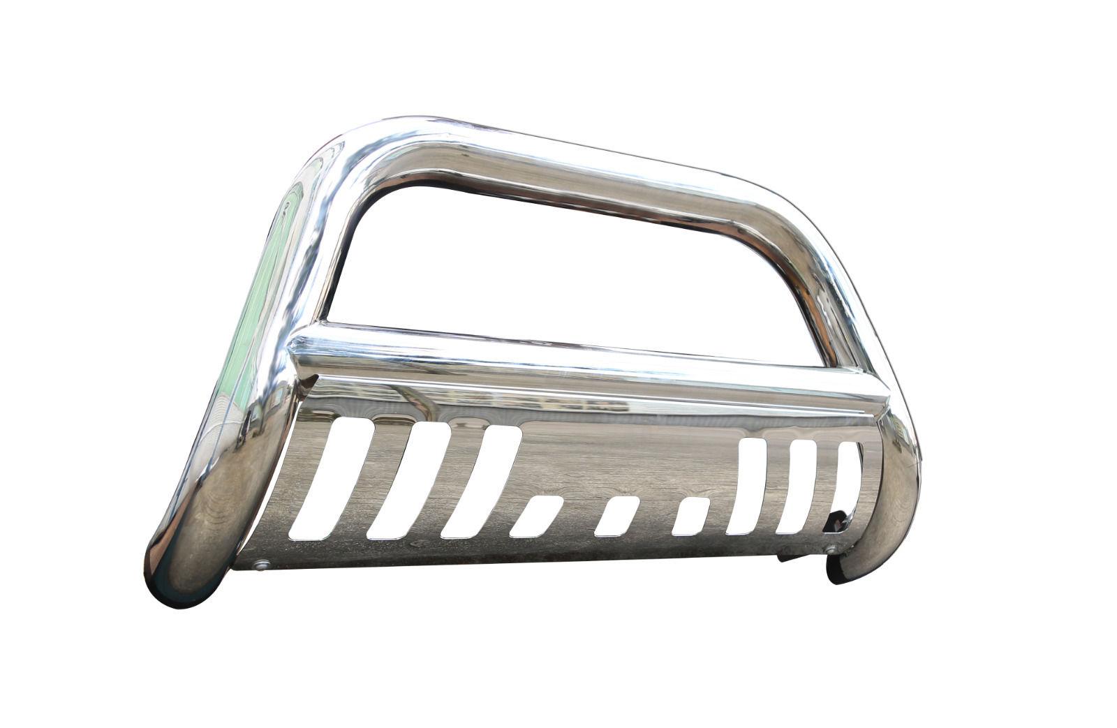 グリル 2001-2003 Ford F150 SSブルバーグリルガードフロントバンパー/スキッドプレート用 For 2001-2003 Ford F150 SS Bull Bar Grill Guard Front Bumper w/skid Plate