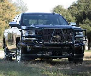 グリル ランチハンドレジェンドグリルガード(シボレー1500)(2016-2017) Ranch Hand Legend Grille Guard for Chevrolet 1500 (2016-2017)